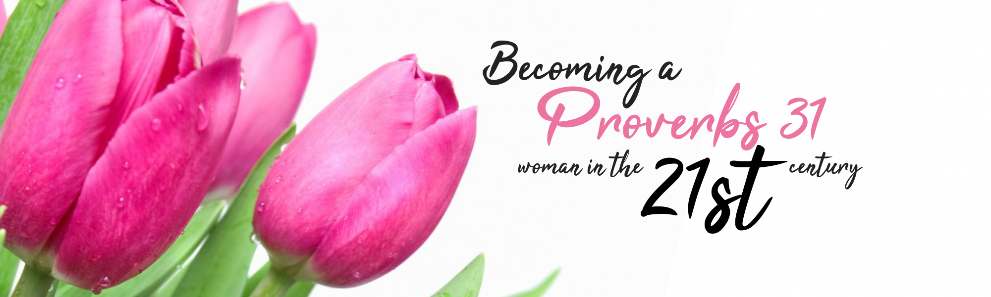 Becoming a proverbs 31 woman in the 21st century